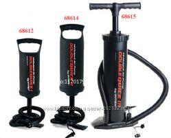 Насосы Intex механические и электрические