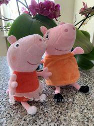 Свинка Пеппа peppa pig и мама пиг