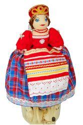кукла на самовар ручная работа