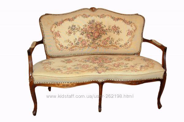 антикварная софа диван в гостиную купить в Киеве