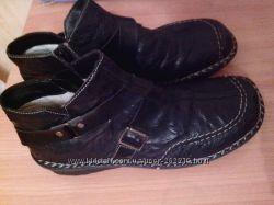 Ботинки Rieker новые