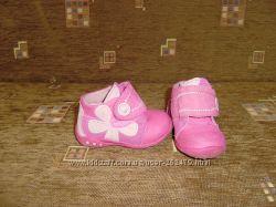 ботиночки деми 18 размер