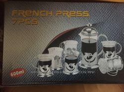Сервиз набор French press