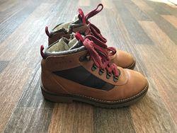 Утепленные ботинки Garvalin 31 размер