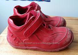 кожаные ботиночки perlina 25р