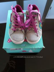 Итальянские туфли кроссовки Lelli Kelly c мигалками