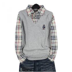 2 в 1 Рубашка  свитер