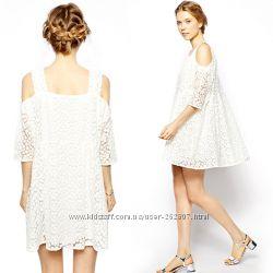Элегантное Кружевное платье для девушек