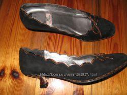 Красивые женские туфли , 34 размер