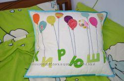 Именная подушка супер подарок малышу