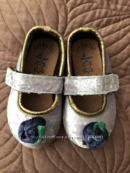 Тапочки туфельки девочке inblu 20 размер
