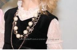 Платье сарафан на все случаи Adams 1. 5-2 года