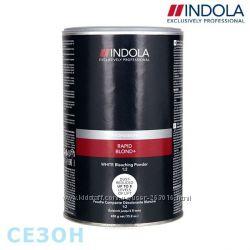 INDOLA New Indola Белый, голубой порошок для осветления  450г