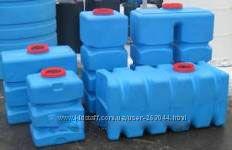 Пластиковые резервуары, баки, емкости для воды