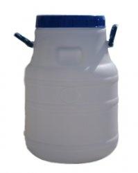 Бидоны пластиковые с ручками, разный литраж