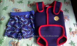 Плавки, костюм для плаванья Тепло в воде