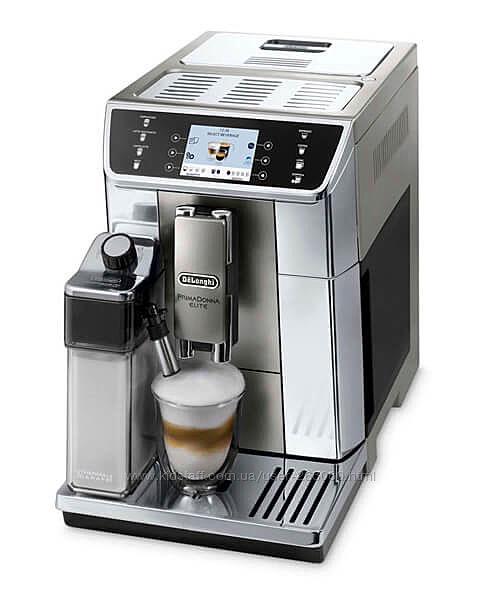Кофеварка DeLonghi PrimaDonna Elite ECAM 650.55 MS 0132217029