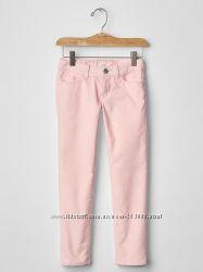 Микровельветовые розовые брюки Gap размер на 16 и на 18 лет, подойдет на xs