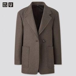 Пальто-пиджак Uniqlo U. L р.