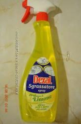 Пятновыводитель-спрей dexal с хозяйственным мылом, 750 мл. , Италия