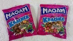 Жевательные конфеты maoam kracher, 400 грамм, Германия