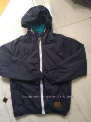 Куртка ветровка на мальчика 11лет