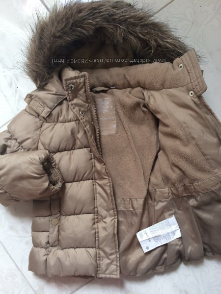 Куртка на девочку фирмы Palomino