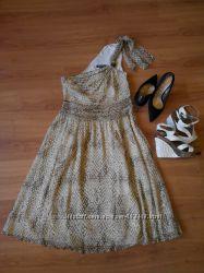 Платье шелковое легкое бренд Ralph Lauren р 6
