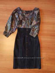 Платье sisLine р 36 М