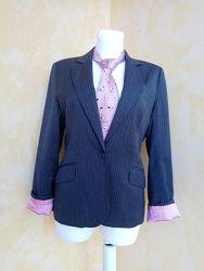 Пиджак бренд Tommy Hilfiger 10 шерсть