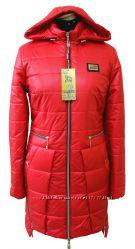 демисезонная стильная курточка 44-56размеры в наличии