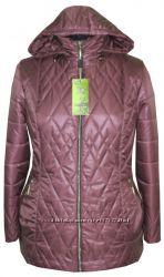 демисезонная курточка женская 54-66размеры, в наличии
