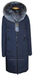 зимняя курточка с чернобуркой  44-52р Китай