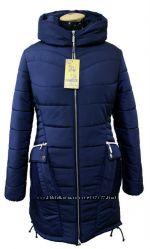 стильная курточка 44-56р 85см