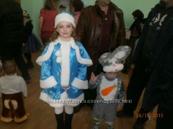 Продам костюм кошки TESCO,  Костюм Снегурочки