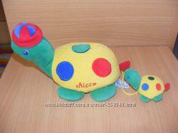 Музыкальная игрушка черепаха Chicco