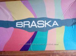 Сапоги весна-осень Braska р. 38 натуральная кожа.