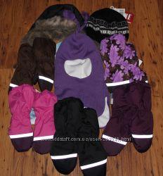 Зимние шапки, шлемы и краги Lenne.