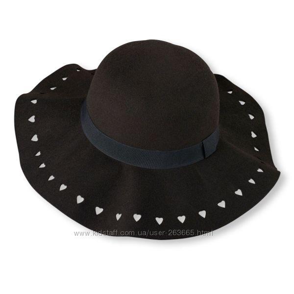 Продам новые шляпы для маленьких модниц широкие поля