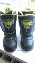 зимние сапоги Tony Hawk