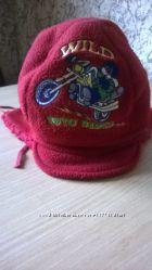Теплая шапочка р. 50-52