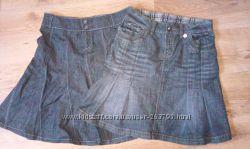 Стильная джинсовая юбка Street One и Esprit и подарок