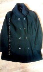 Стильное современное пальто Esprit шерсть.