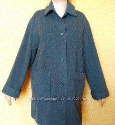 Стильное и современное пальто Daniel Hechter шерсть