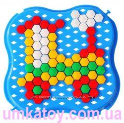 Продаем детскую развивающую мозайку 39113 Tigres