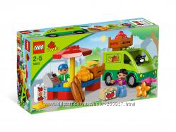 Новый Lego Duplo 5683 Торговый рынок. Редкий набор