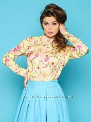 Блуза как шелк