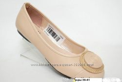 Балетки - туфли вналичии