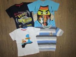 Новые футболочки  Турция 1-9 лет