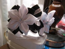 Резинка -  украшение для гульки
